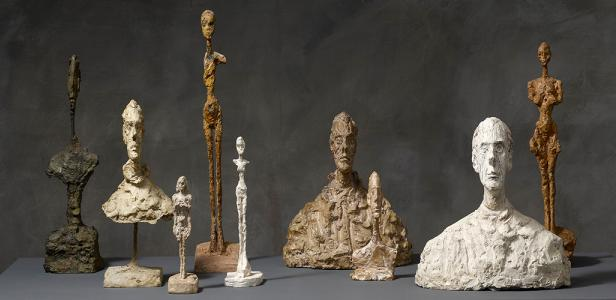 Design meets art special sculptures Alberto Giacometti