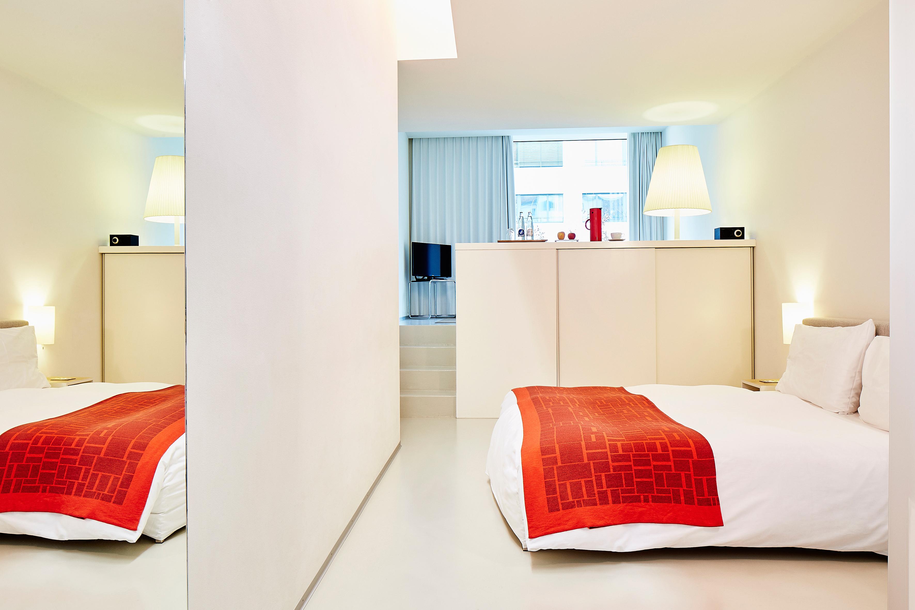 Medien greulich design lifestyle hotel for Design hotel schweiz